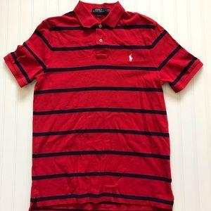 POLO Ralph Lauren Short Sleeve 2 Button Polo!   S